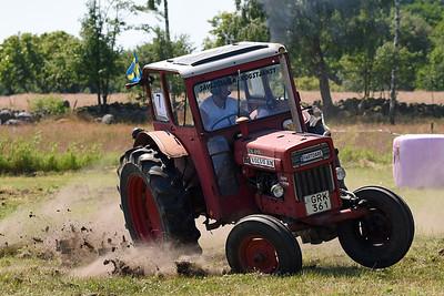 Traktorrace i Kristianopel
